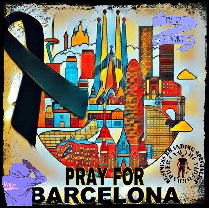 Image Result For Pray For Barcelona